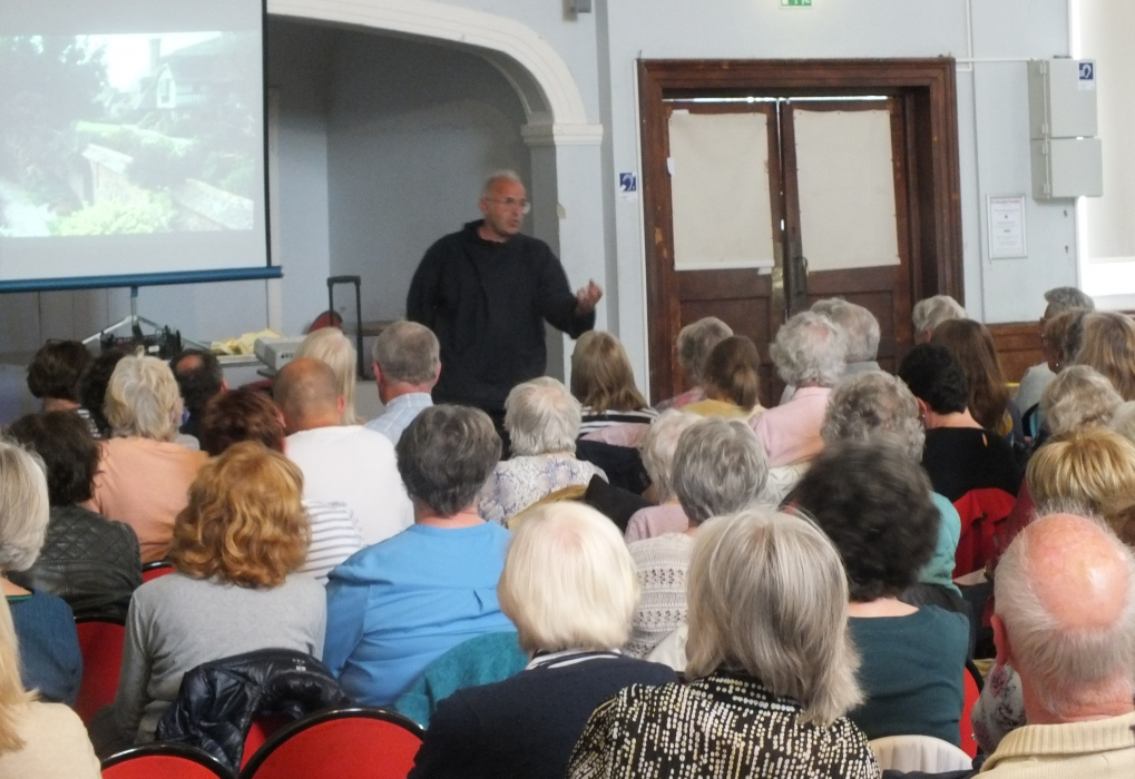 Fergus Garrett club talk 2019