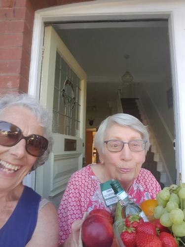 Leila and Sheila